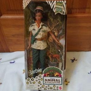 Disney Animal Kingdom Barbie 1998